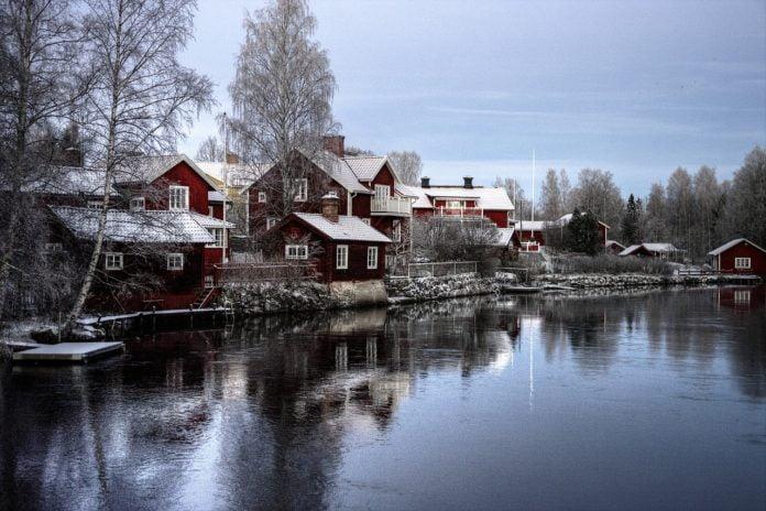 De fem bästa resemålen i Sverige