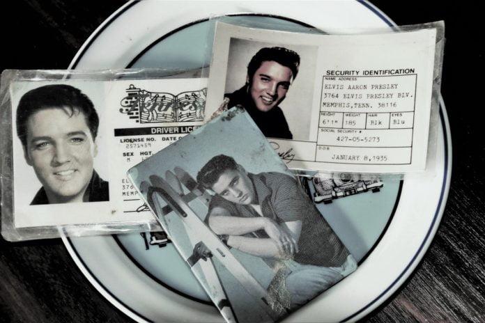 Topplistan Elvis: Bonusbilder