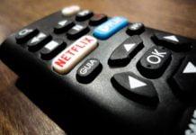 Topp 3 serier på Netflix